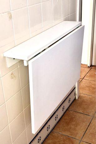 Mesa dobrar apoio cozinha