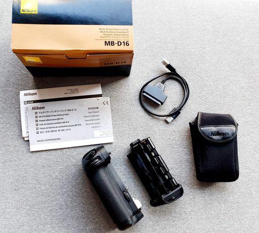 Grip Battery Pack MB-D16 Nikon D750 NOWY!