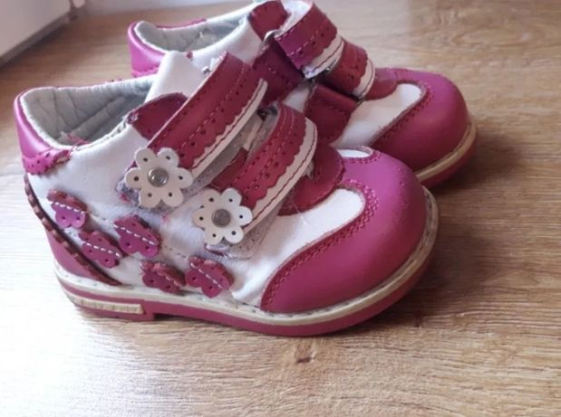 Ботинки демисезонные ортопедические, черевики демісезонні ортопедичні