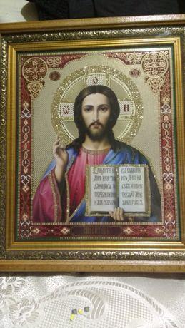 """Икона из Святогорского монастыря ,""""""""Спаситель"""""""""""