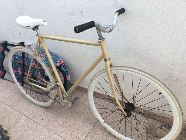 Vintage bike italian style