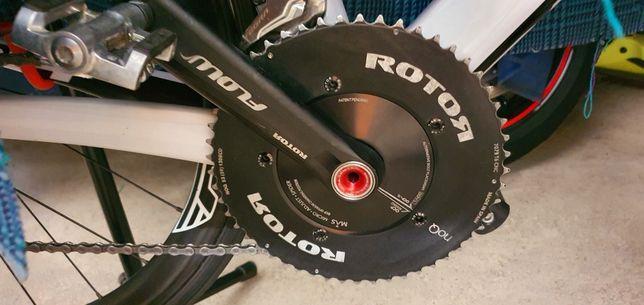 Pedaleiro Rotor flow