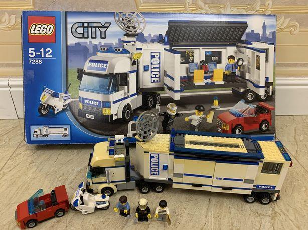 Набор Lego City 7288