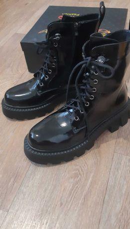 черевики жіночі на флісі