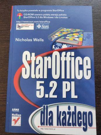 Poradnik StarOffice 5.2 PL dla każdego