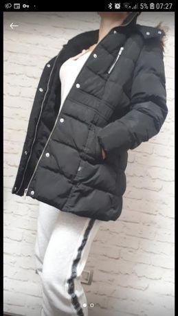 Pimkie куртка пуховик зимняя автоледи на м~л
