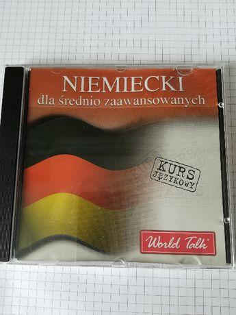 Niemiecki dla średnozaawansowanych na płycie