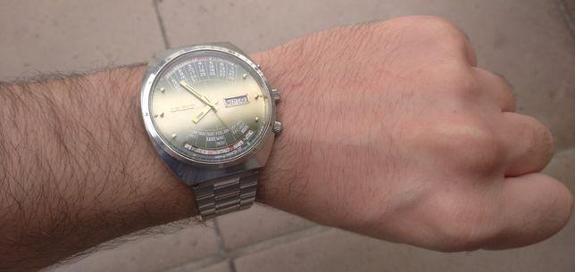 Ultra rzadki zegarek orient cesarski patelnia Atlantic Wostok tissot