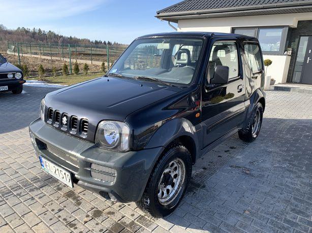 Suzuki Jimny 1.3 Benzyna