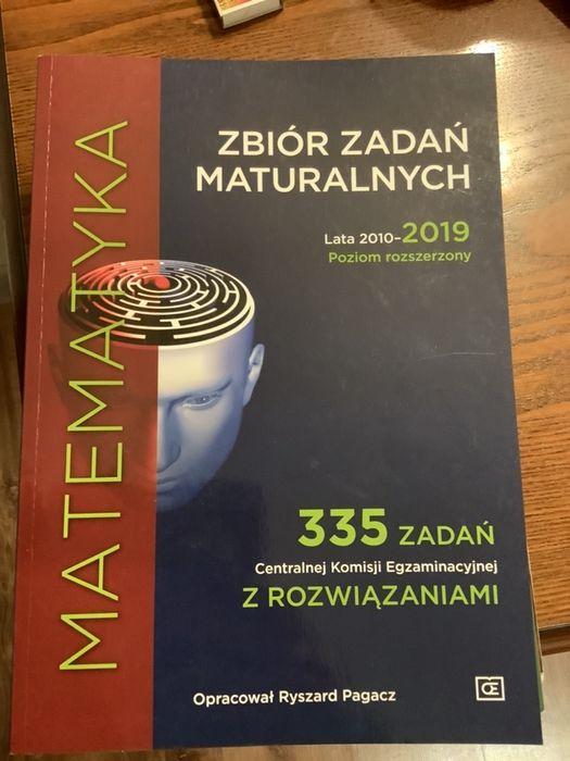 Zbiór zadań maturalnych MATEMATYKA Poziom rozszerzony Lubin - image 1