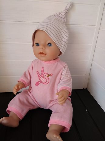 Пупс, кукла, куколка Baby Born оригинал zapf creation