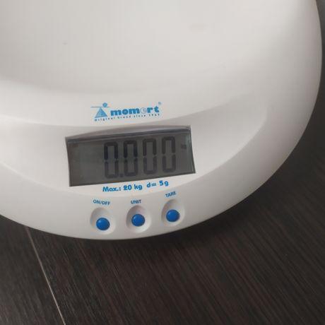 Весы детские, весы для детей до 20 кг