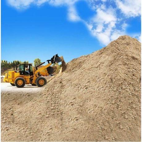 Песок, щебень, отсев, вывоз мусора