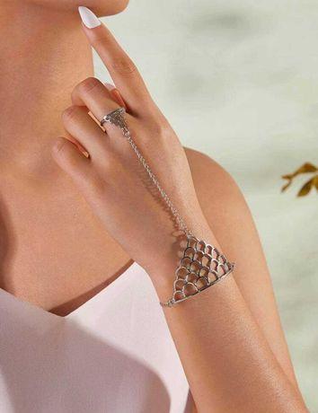pulseira com anel 3,50€ portes de envio incluidos