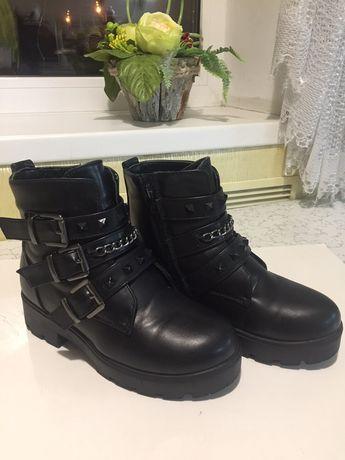 Ботиночки зима 34 р 20 см по стельке!!!