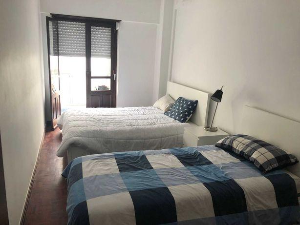 Quarto para estudante Lisboa / vaga em apartamento de 2 pessoas
