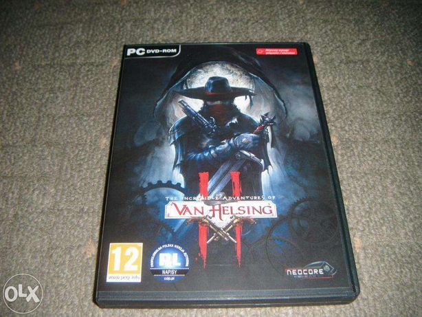 "Gra PC ""The Incredible Adventures of Van Helsing II"""