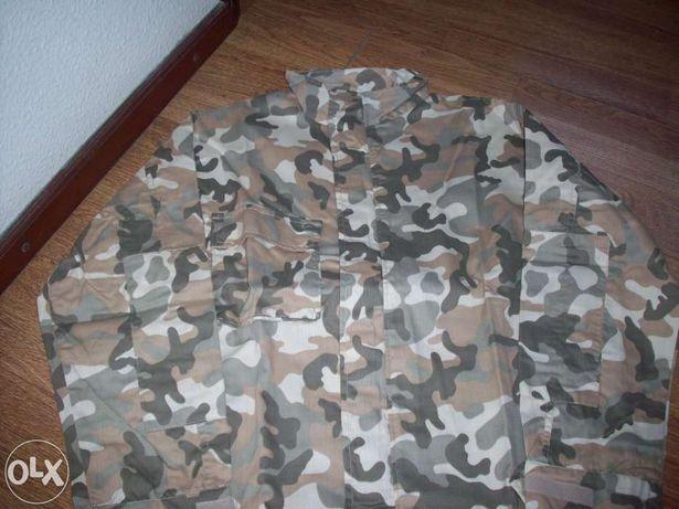Camuflados e acessorios vestuario