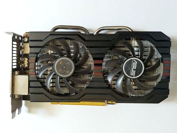 Видеокарта Asus Nvidia GTX 660 Direct CU II (=1050, >1030, 750, RX550)