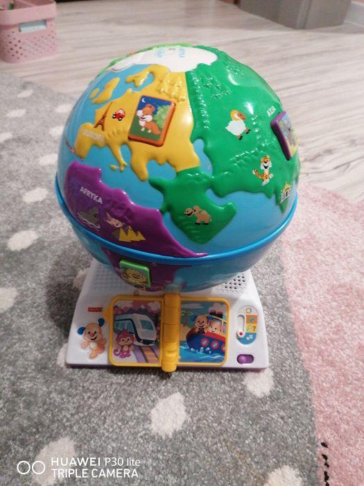 Globus interaktywny Fisher Price Tomaszew - image 1