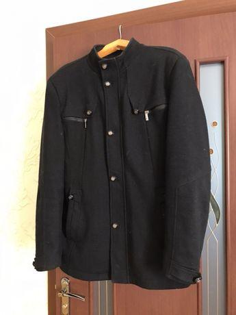 Продам мужское полу пальто шерсть