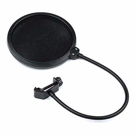 Универсальный поп-фильтр для конден. микрофонов - BM-800 - F100 - F200