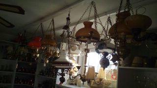 Stylowe wiszace lampy