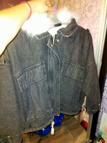 Продам джинсовую курточку