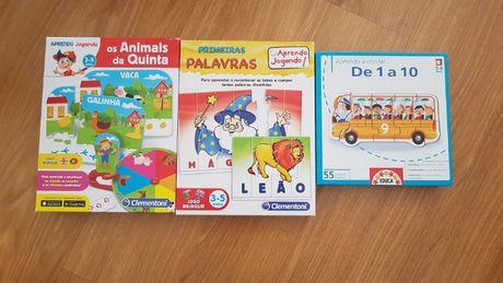 Puzzle educativos