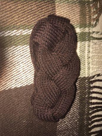 Новая Вязаная повязка на голову