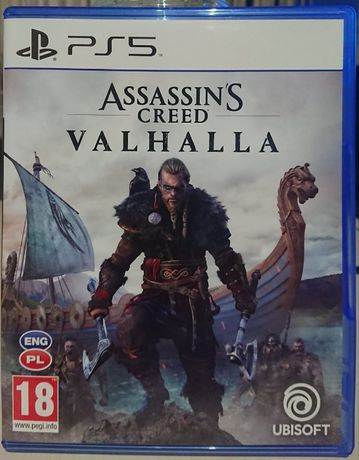 Assassin's Creed: Valhalla PS5 PL