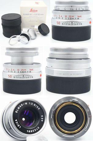 Lentes Leica Elmar-M e Summicron-M