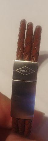 Bransoletka męska Fossil