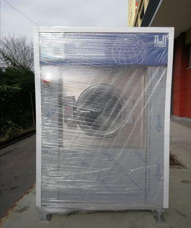 Lares clínicas hospital lavandaria secador e máquinas de lavar