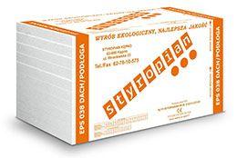 Styropian dach podłoga EPS80 038  Radom