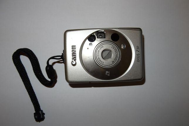 Aparat analogowy Canon Ixus z50