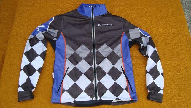 kurtka sportowa/ rowerowa Trimex roz M-Techniczna Norwegia