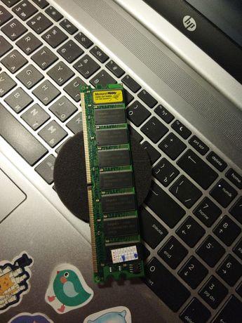 Оперативна память DDR1 256MB Samsung