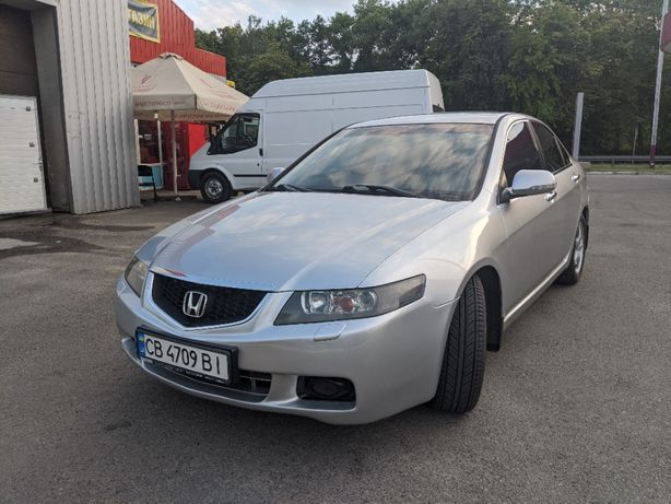 Honda Accord 7 Серая