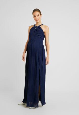 Sukienka ciążowa TFNC London Maternity 38 M wesele Asos Chi Chi maxi
