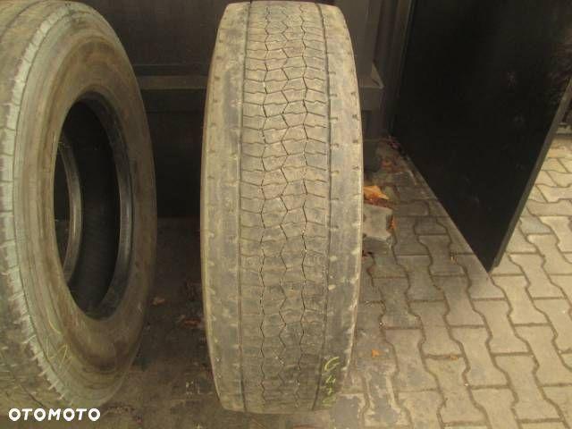 295/80R22.5 Bridgestone Opona ciężarowa H-DRIVE 001 Napędowa 6 mm Ksawerów - image 1