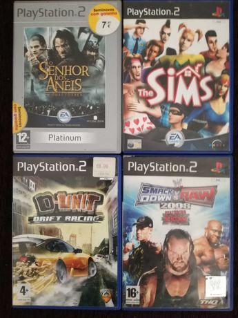 Jogos PS2 (Ler anuncio)