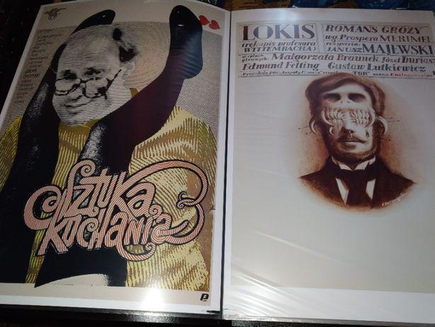 Plakat w formacie A3 Papier foto połysk gramatura 230. Plakat Polski.