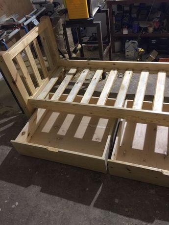 Łóżka na wymiar dowolny konstrukcja rowniez