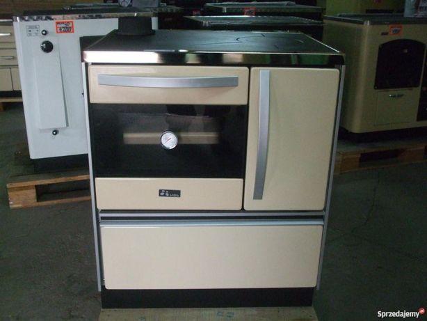 Kuchnia węglowa ROYAL 720 biała - PROMOCJA