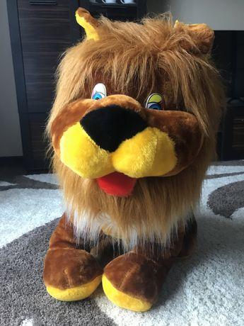 Мяка іграшка Лев