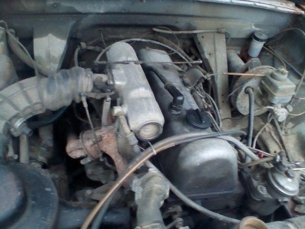 ГАЗ 24 дизель