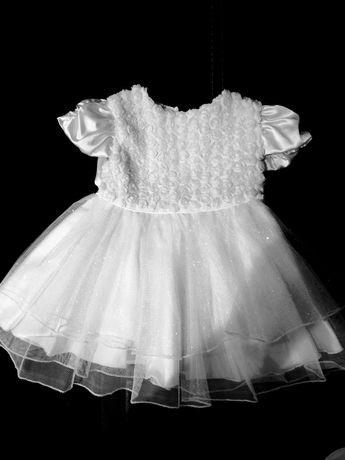 Sukieneczka chrzest /wesele