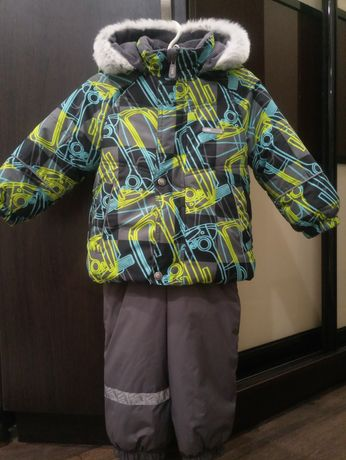 Ленне куртка+ полукомбез