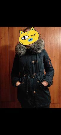 Зимова куртка ( парка)